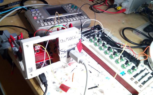 OscMidiCVCtrl is a MIDI to CV/Gate controller.